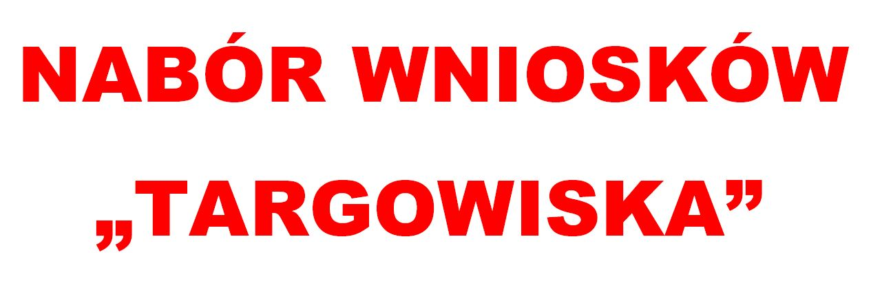 Targowiska - drugi nabór wniosków w ramach PROW 2014-2020